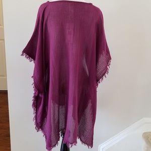 Eileen Fisher Tops - NWT Eileen Fisher | Organic Cotton Poncho